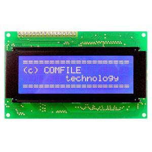 CLCD420-B 시리얼 캐릭터 LCD