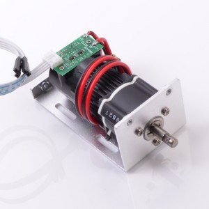 NEX-16002 DC Motor  12V 120RPM 64:1