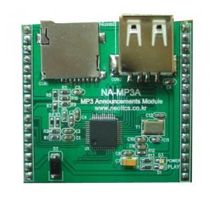 NA-MP3A MP3 고음질 안내 방송용 모듈