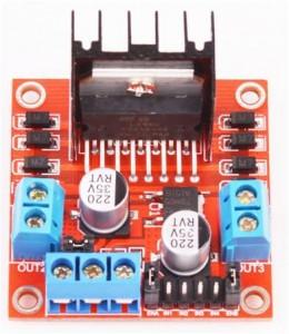 L298 모터드라이버모듈