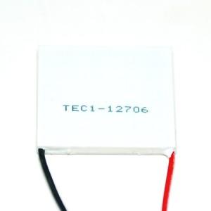 펠티어소자 TEC1-12706