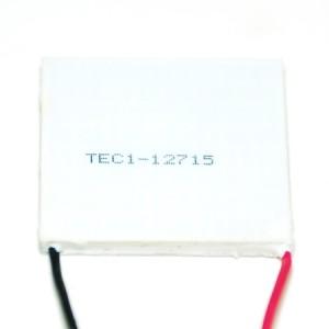 펠티어소자 TEC1-12715