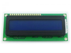 LCD1602 (5V Blue Backlight)