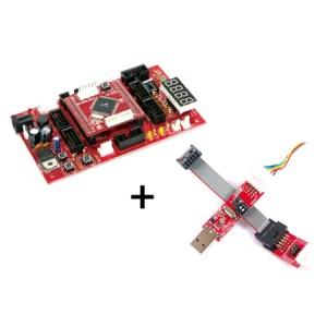 [KD-128PRO-USB-L] AVR MEGA 128pro 개발키트(+USBISP)