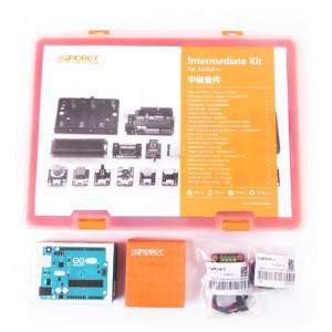 [KIT0018]아두이노 중급자 키트(Arduino UNO R3 정품 포함)