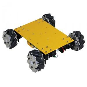 NEXUS-10009 4WD 100mm 메카넘휠 로봇플랫폼