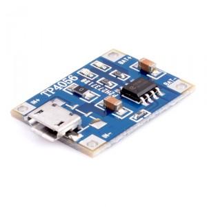 Micro USB 1A 리튬전지 충전보드