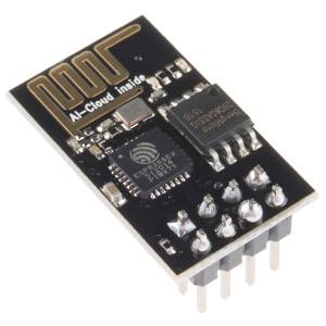 [ESP-01] ESP8266 시리얼 와이파이 모듈 (DIP)